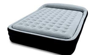 видео Как выбрать надувной матрас для сна
