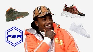 King of R&B Jacquees Reveals How to Impress Women With Sneakers | Full Size Run