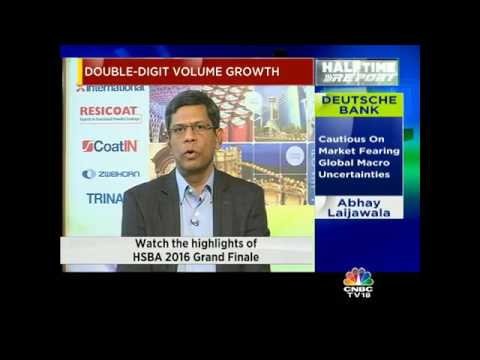 Expect Double-Digit Revenue Growth In Q3: AkzoNobel India