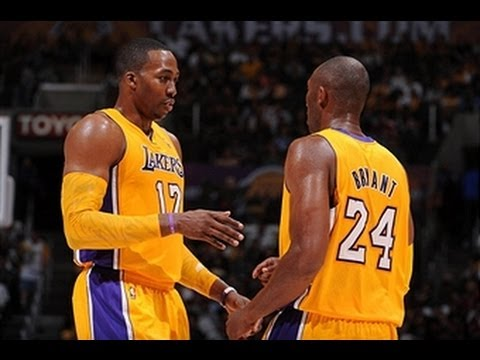 Dwight Howard's First Game as a Laker