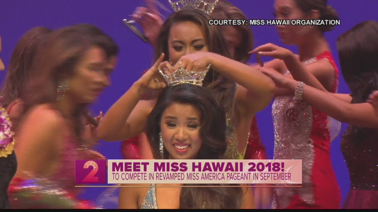 Miss Hawaii 2018 Shares Thoughts on Miss America Pageant Change