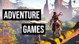 Best Adventure Games oฑ Steam in 2021 (Updated!)