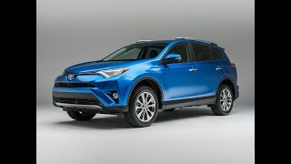Top 10 Toyota Rav4 SUV Features Review