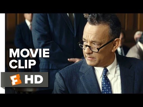 Bridge of Spies Movie CLIP - Would It Help? (2015) - Tom Hanks, Alan Alda Movie HD