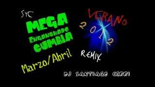 Mega enganchado cumbia remix 2012 -Dj SC