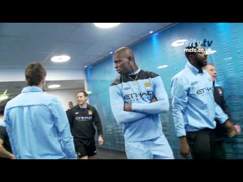 TUNNEL CAM: Man City 3-1 Newcastle Behind the scenes at the Etihad Stadium