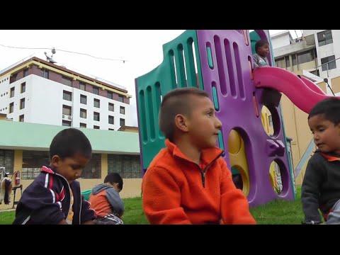Volunteering Quito Orphanage Ecuador HD
