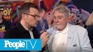 Blake Clark Shares The Hardest Thing About Playing Slinky Dog   PeopleTV
