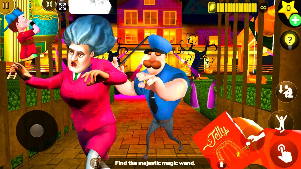 Download Scary Teacher 3D - New Halloween Update New Levels (Android, iOS)