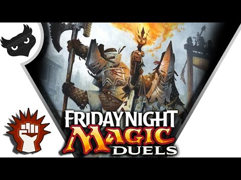 Friday Night Magic Duels | RELIC INVENTOR | Boros Equipment Aggro Deck