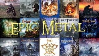 Epic Metal Compilation | 40 Bands