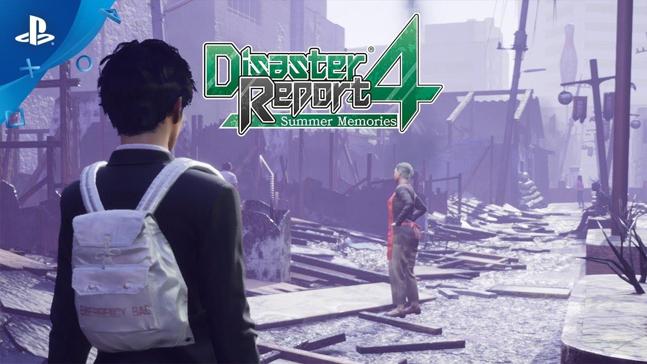Assistir - Disaster Report 4: Summer Memories - Choices Trailer | PS4 - online