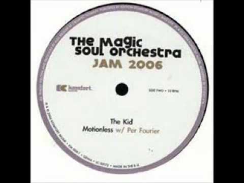 The magic soul orchestra   the kid