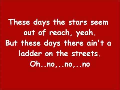 Bon Jovi - These Days [With Lyrics]