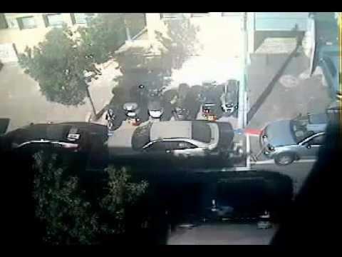 Parking turned illegal (Tel Aviv, Israel)