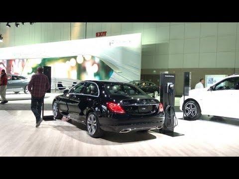 Taking on Tesla: Mercedes-Benz Exec On The Luxury Automaker's EV Efforts