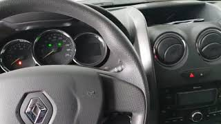 Renault Duster ta'mirlash nazorat birligi