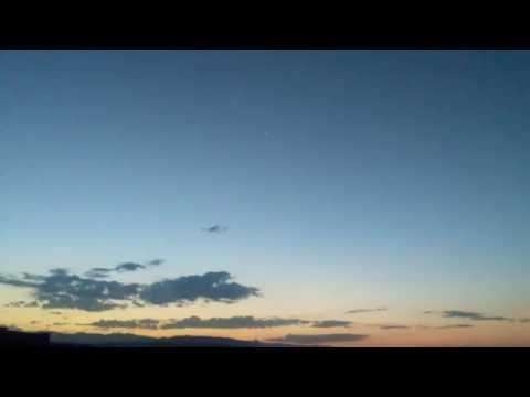 UFO In Yerevan Armenia - НЛО Ереван Армениа - ՉԹՕ Երևան Հայաստան