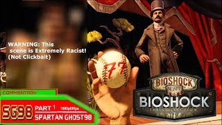 """This is PreKKK"" Bioshock Infinite: Walkthrough Part 1 [1080p60fps HD Xbox One] - Commentary"