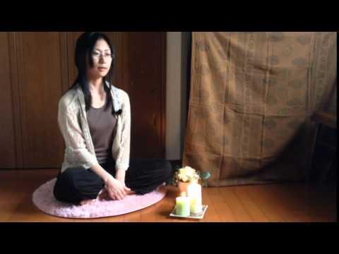 【誘導瞑想】ハイヤーセルフとつながる誘導瞑想