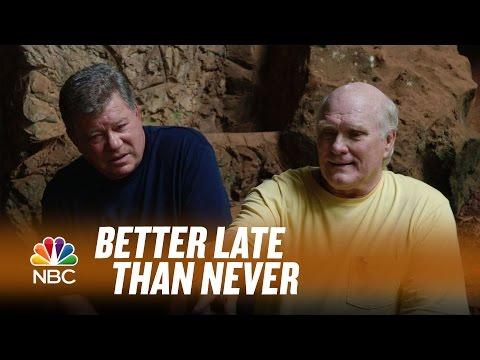 Better Late Than Never - Deleted Scene: Shatner vs. the Monkeys (Digital Exclusive)