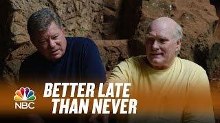 Better Late Than Never - Shatner vs. the Monkeys (Deleted Scene)