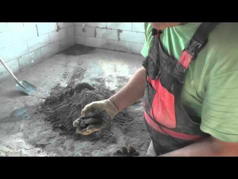видео: Водяной Тёплый Пол , подготовка основания