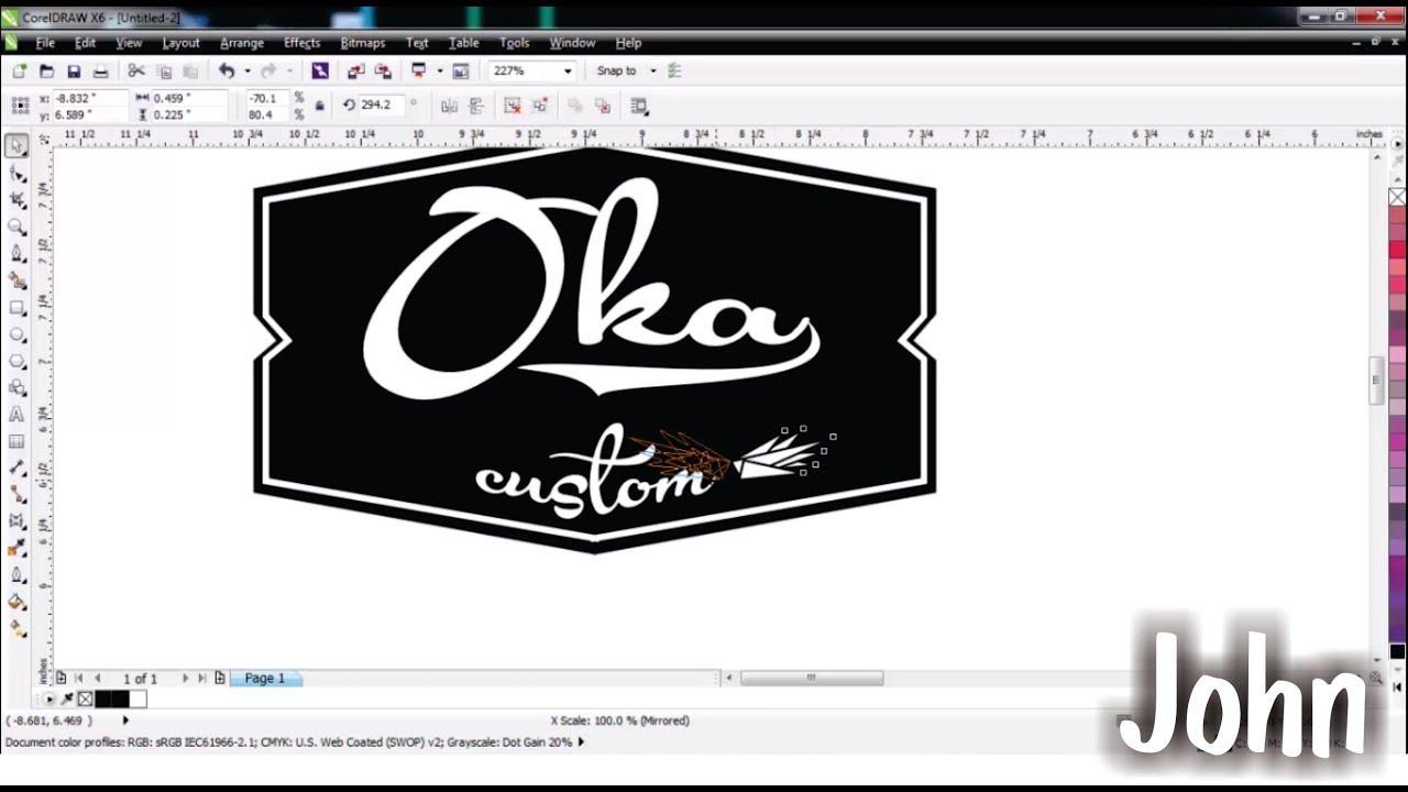 48 Gambar Desain Logo Sablon Gratis Terbaik Untuk Di Contoh