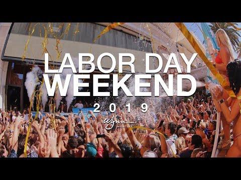 Labor Day Weekend 2019 Recap at Wynn Las Vegas