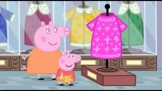 Peppa Pig (Свинка Пеппа) 30. The Museum (мультфильм на английском)