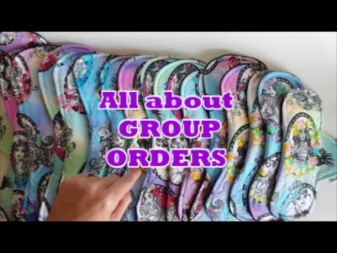 All About : GROUP ORDERS