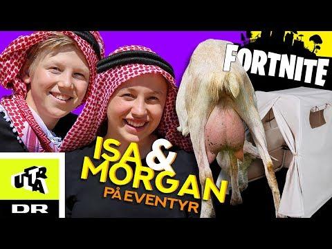 BaseBoys – Isa & Morgan besøger rige børn i Jordan | Ultra
