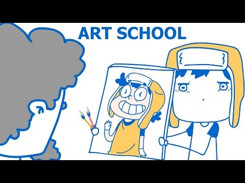 My Art College Experience | ULTIMATE GUIDE