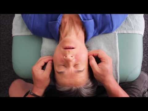 Face Massage - Deep Raynor Face And Head Massage