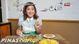 Pinas Sarap: Egg desserts na tatak-Kapampangan, tinikman!