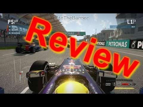 F1 Game 2013