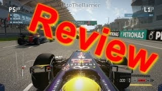F1 Game 2013 - Review Thumbnail