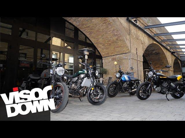 CCM introduces 600cc flat-tracker   Visordown