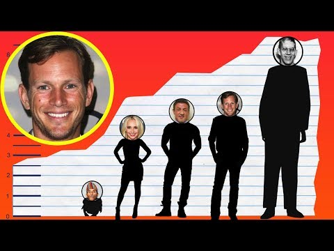 How Tall Is Kip Pardue?  Height Comparison!