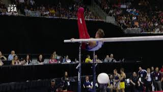 Sam Mikulak On Parallel Bars | Champions Series Presented By Xfinity