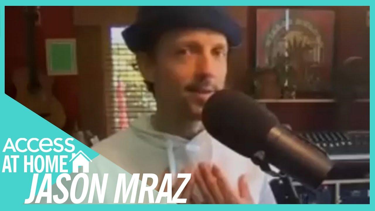 Jason Mraz Raves Over Tiffany Haddish's Rap Skills