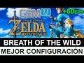 Cemu The Legend Of Zelda Breath Of The Wild