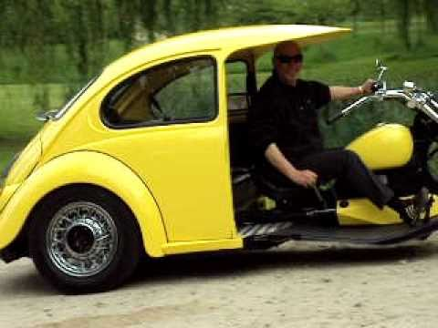 Harley Trikes For Sale >> Trike VW owned - YouTube