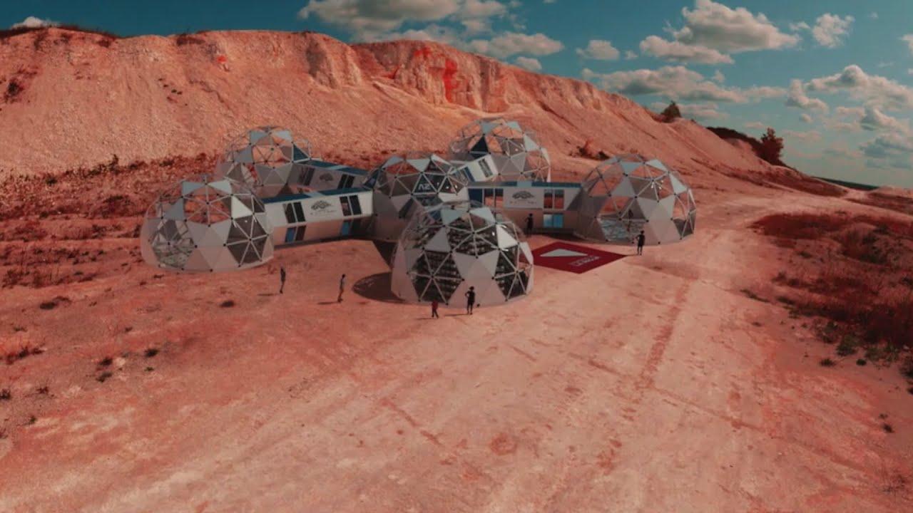 Instalarán en La Rioja un simulador de condiciones de vida del planeta Marte