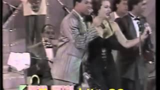 RUBBY PEREZ JUNTO A IRIS CHACON - SACA LA MANO ANTONIO