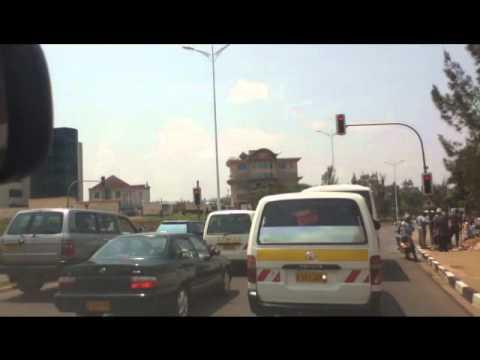 Kigali part 3 : the City Tour
