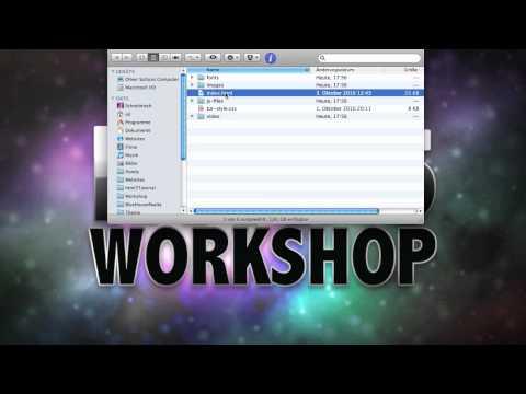 HTML5-Workshop: Vorbereitung