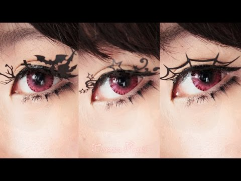 [REVIEW] ✚ HALLOWEEN PAPER EYELASHES + INTERNATIONAL GIVEAWAY ✚ (closed)