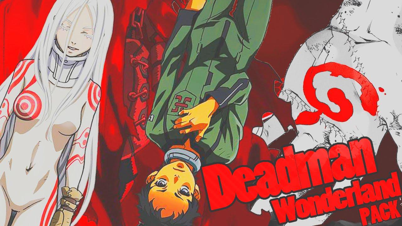 Deadman Wonderland Pack :3 ~TutozOtakus