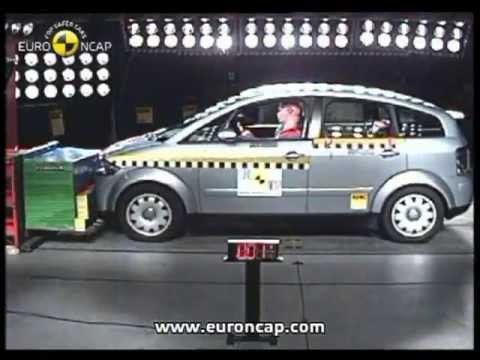 Euro NCAP _ Audi A2 _ 2002 _ Crash test